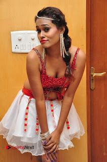 Telugu Dancer Nisha  Pictures at Babu Bangaram Audio Launch  0032.JPG