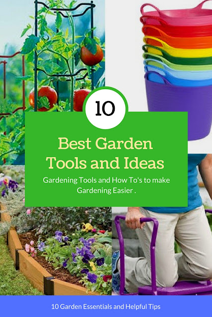 Craftdrawer crafts 10 best gardening tools and tips to for Best garden tools to have