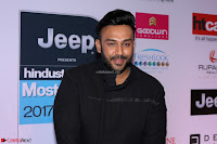 Red Carpet of Most Stylish Awards 2017 ~ Badshah The Singer (1).JPG