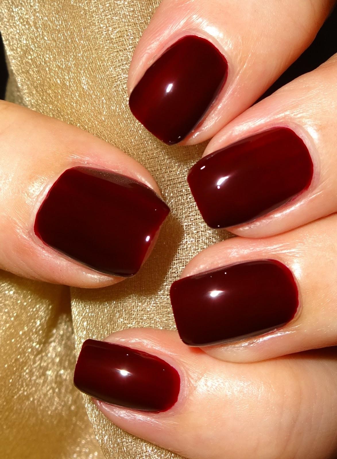 Wendy\'s Delights: Avon Mark Gel Shine Nail Enamels - Red Velvet ...