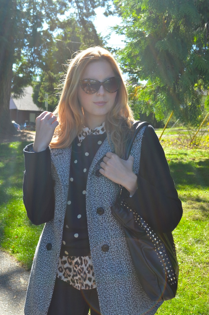 How to Stylishly Mix Prints, Business Casual Style, Vancouver Style Blog, Vancouver Fashion Blog, Canadian Style Blog, Top Canadian Style Blog, Canadian Fashion Blog, Vancouver Travel Blog, Mixing Prints Outfit