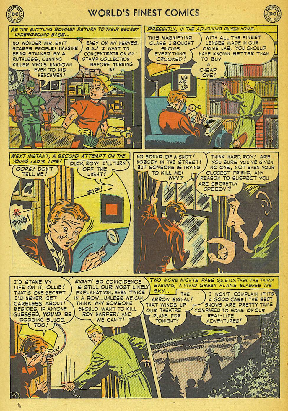 Read online World's Finest Comics comic -  Issue #57 - 19