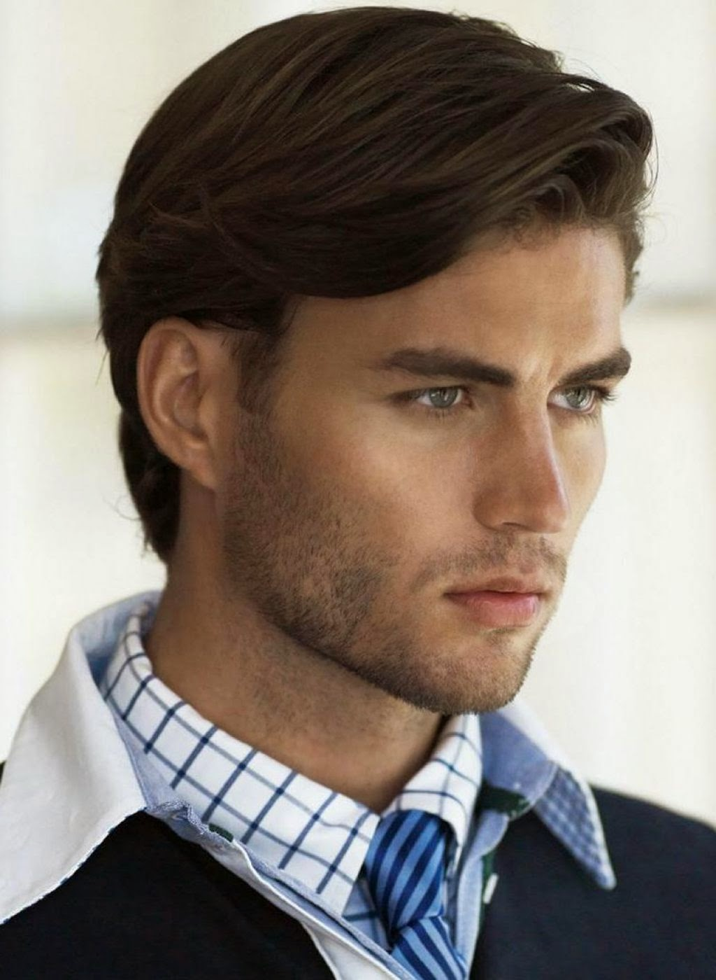 Más inspirador peinados hombre pelo medio largo Fotos de estilo de color de pelo - peinados hombre pelo medio | Elainacortez