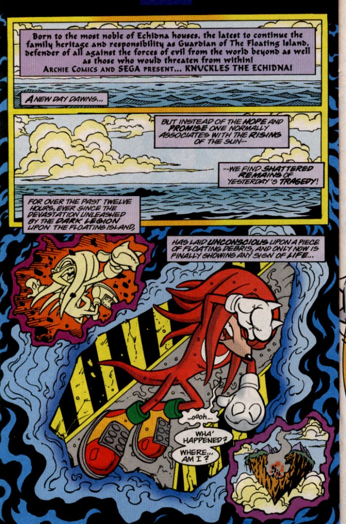 Read online Sonic The Hedgehog comic -  Issue #88 - 18