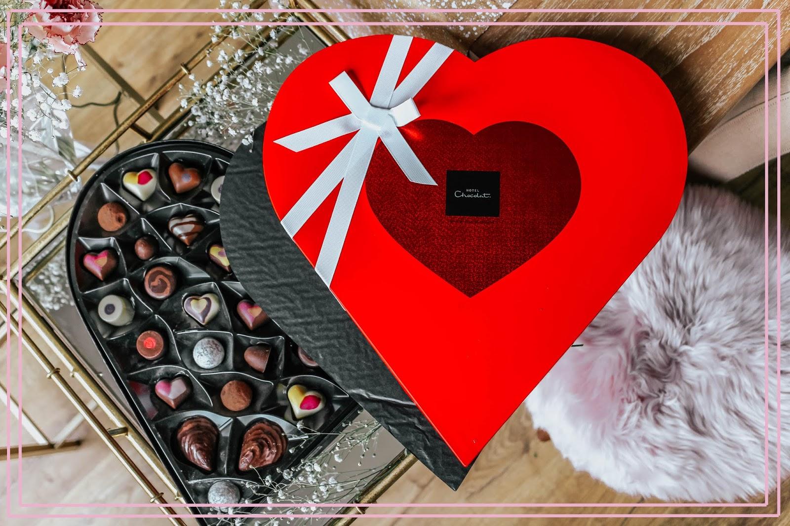 Hotel Chocolat Valentine's Blog Giveaway 2019