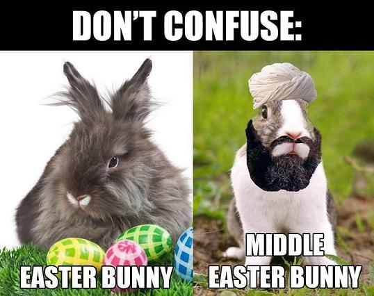 Easter Meme 2017