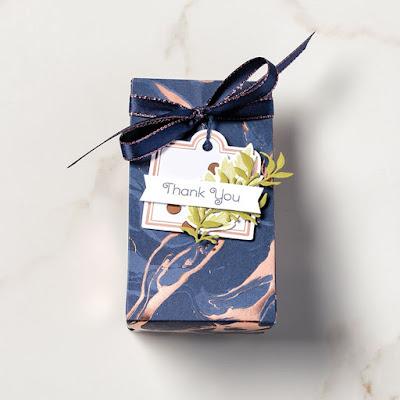 Box Stampin Up Produkt-Medlay Alles Wunderbare