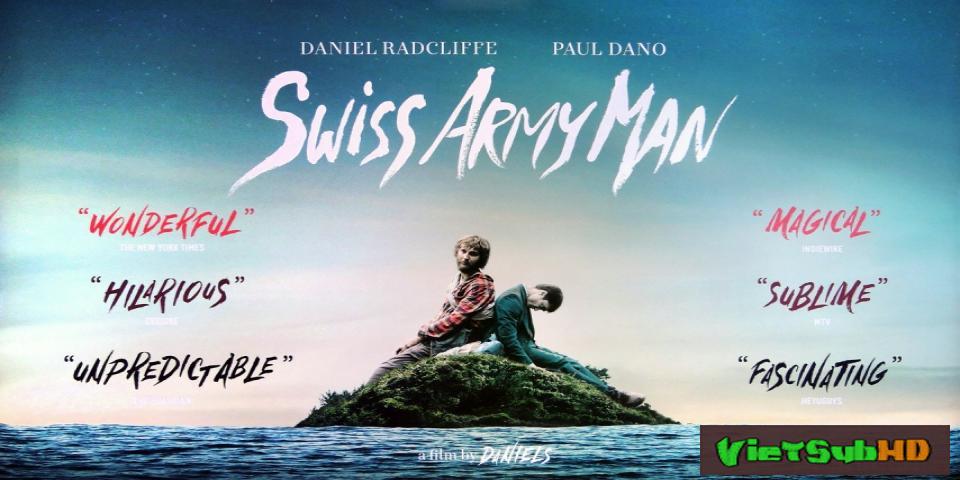 Phim Xác Chết Biết Nói VietSub HD | Swiss Army Man 2016