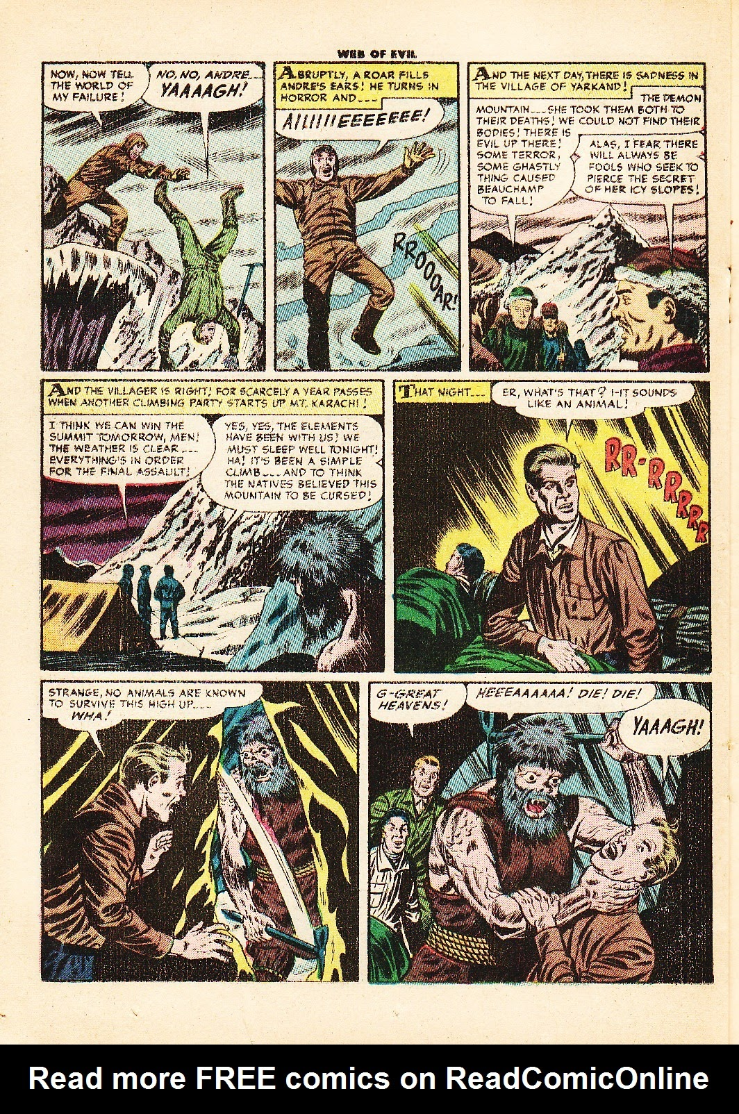 Web of Evil issue 18 - Page 20