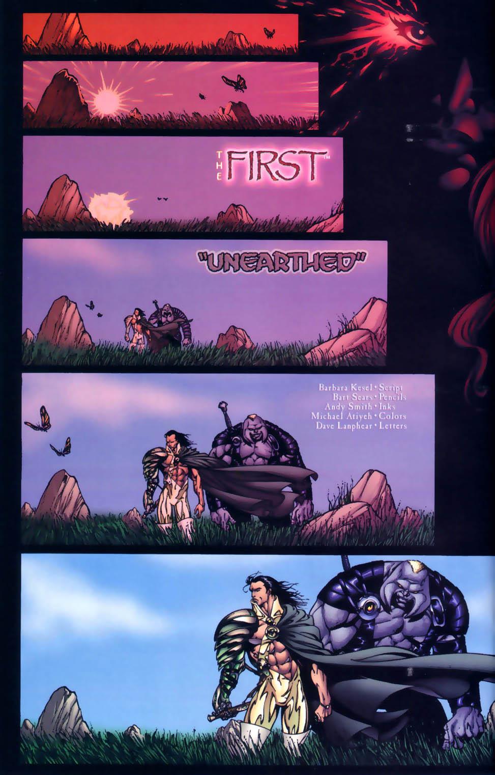 Read online Sigil (2000) comic -  Issue #4 - 27