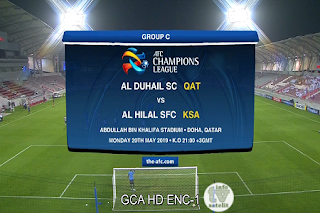 AFC Champions League AsiaSat 5 Biss Key 21 May 2019