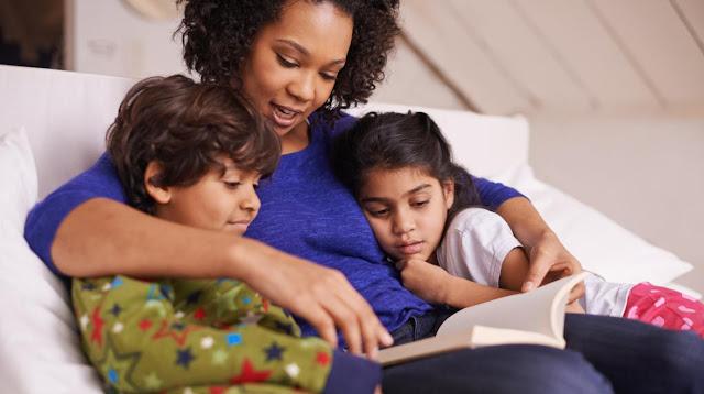 Dicas para estimular as crianças ao prazer da leitura