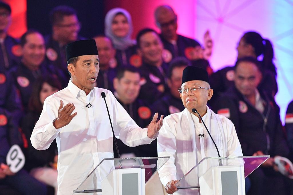 Blak-Blakan, Mantan Relawan Nilai Jokowi Berbohong Soal Biaya Politik