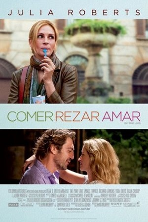 Torrent Filme Comer, Rezar, Amar 2010 Dublado 720p BDRip Bluray HD completo