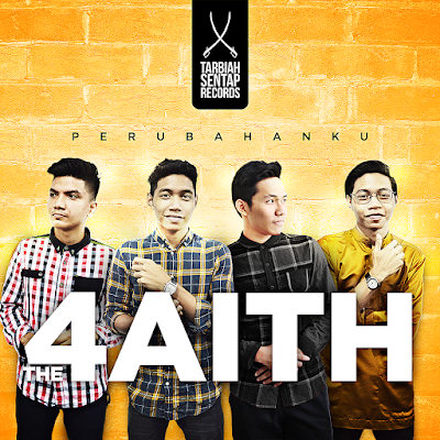 Lirik The Faith - Perubahanku (My Love Cover)