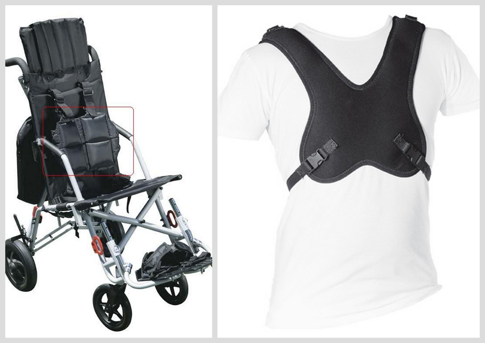 Wheelchair Harness Clip On High Chair Nz Care Craft Fixatievest