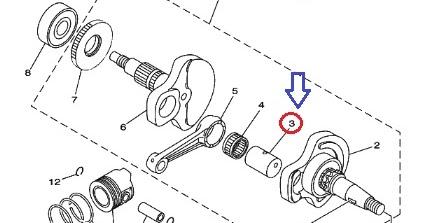 Kohler K181 Engine Diagram Kohler K301 Engine Diagram