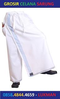 jual celana sarung di depok
