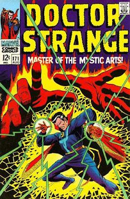 Dr Strange #171
