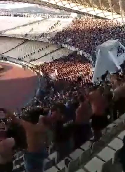 ΑΕΚ - ΠΑΟΚ 0-0 O ΠΑΟΚ έχασε πέναλτι