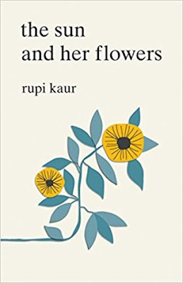 Book Review, InToriLex, the sun and her flowers, rupi kaur