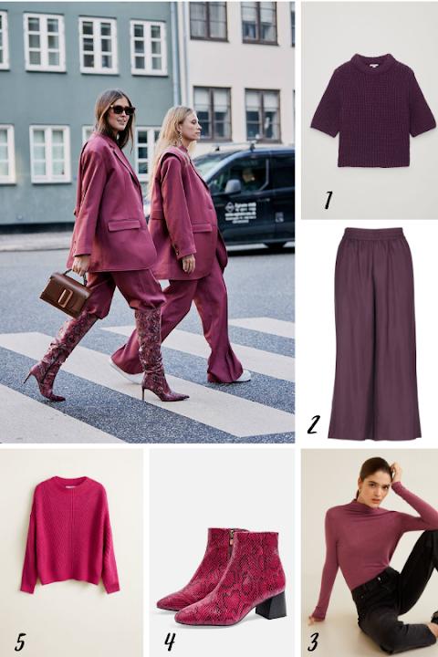 Copenhagen Fashion Week Street Style Inspiration