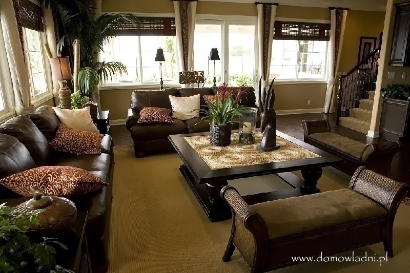 Colonialharbour Colonial Living Room
