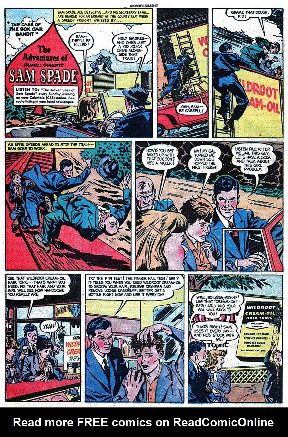 Read online All-American Comics (1939) comic -  Issue #90 - 19