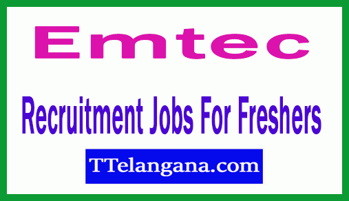 Emtec Recrutment Jobs For Freshers Apply