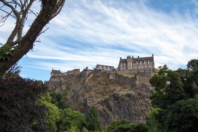 Edimburgo-Castello
