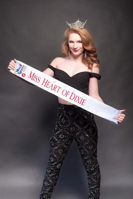 beauty queen pageant headshot alabama photographer