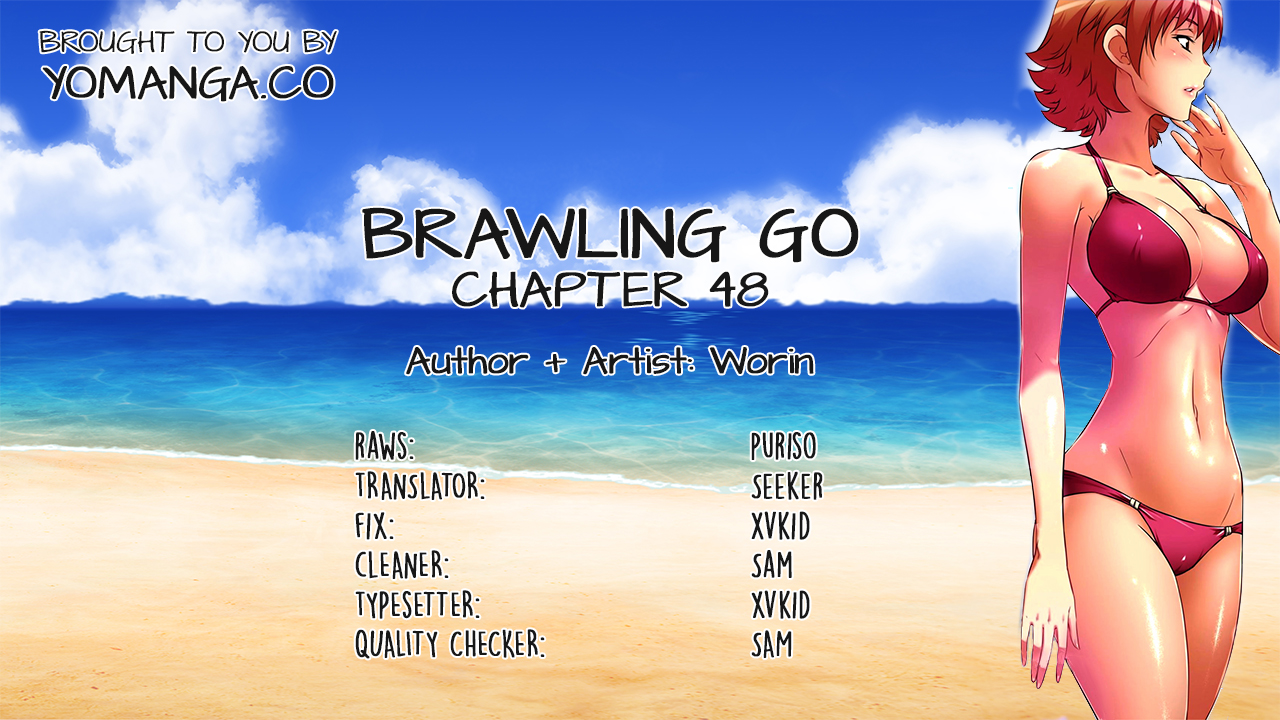 Brawling Go - Chapter 50