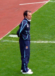 Zola, pictured on the touchline as West Ham manager, has not found success as a coach