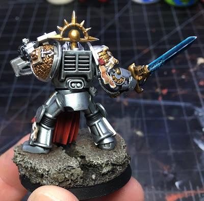 Grey Knights Brotherhood Champion WIP back