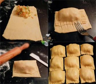 Nigerian Chicken Pie , How to Make Nigerian Chicken Pie