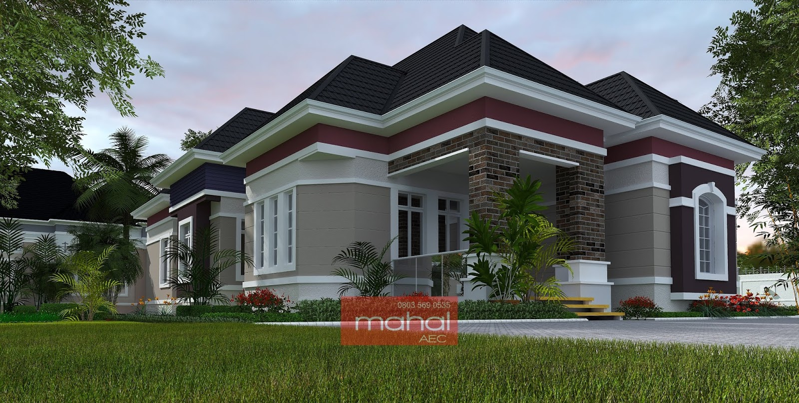Contemporary Nigerian Residential Architecture: Iyede ...