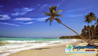 Pantai Terindah Di Banten