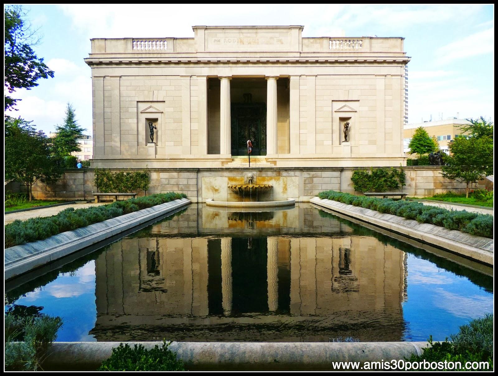 Filadelfia: Museo Rodin