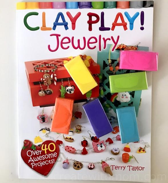 making jewellery polymer clay