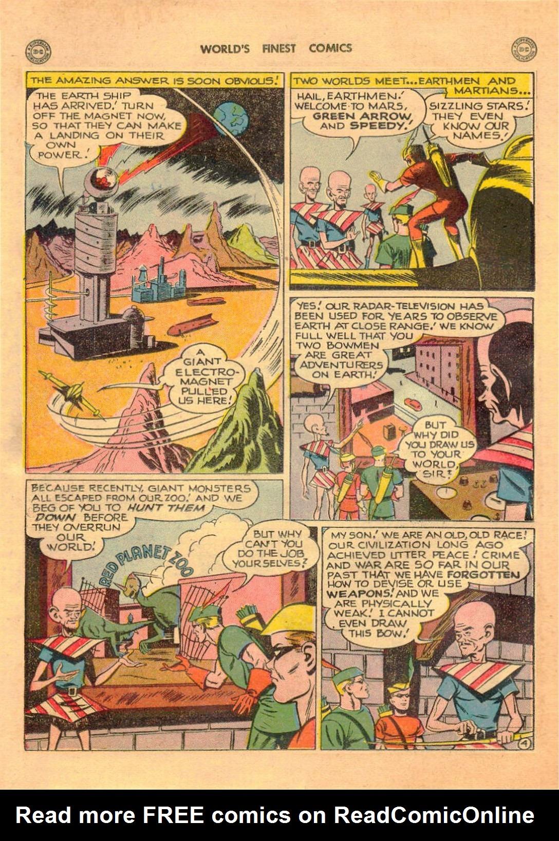 Read online World's Finest Comics comic -  Issue #42 - 20