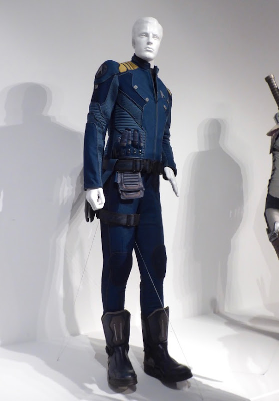 Star Trek Beyond Pavel Chekov Starfleet Survival Suit