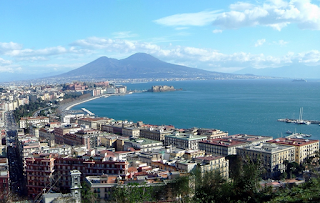 Naples is the setting for Michael Dibdin's book