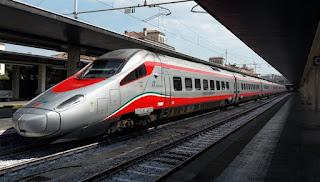Αργυρό Βέλος: Με αυτό το τρένο θα ταξιδεύουμε Αθήνα – Θεσσαλονίκη σε 3,5 ώρες