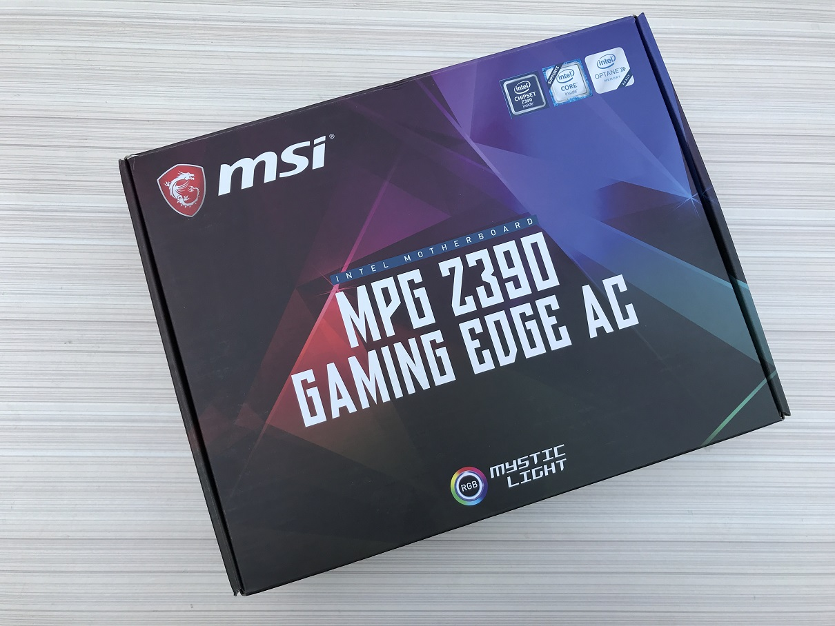 MSI MPG Z390 Gaming Edge AC ~ Computers and More | Reviews