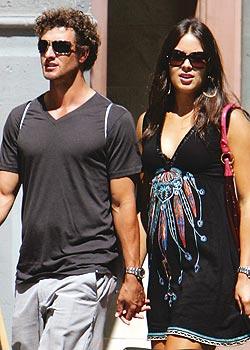 Sports Stars Blog Francesca Schiavone Boyfriend Pics 2012