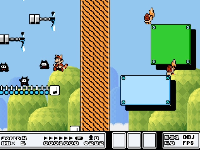 Free Download: Super Mario Bros  3 Editable 9 2 Beta