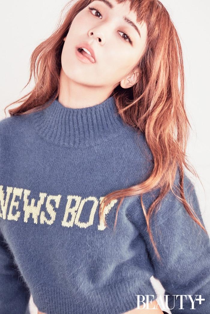 Beauty Plus Video: Twenty2 Blog: F(x)'s Luna In Beauty Plus November 2016