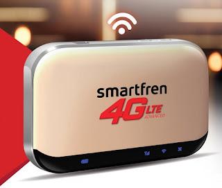 Daftar Harga Terbaru Modem Smartfren WiFi 4G LTE Desember 2017