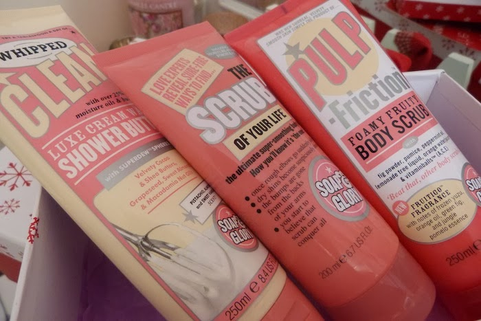 an image of soap and glory