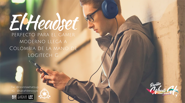 Headset-gamer-Colombia, logitechG-Gaming-computadores